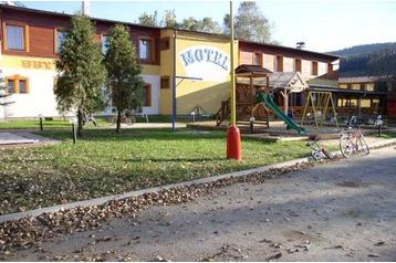 Slovacia Hotel Ružomberok, Exteriorul