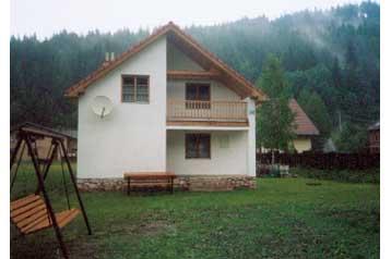 Szlovákia Chata Mlynky, Iglófehérhegy, Exteriőr