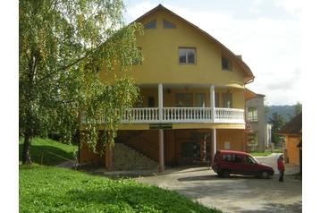 Szlovákia Penzión Istebné, Exteriőr