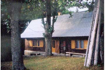 Slovakija Chata Čertov, Eksterjeras