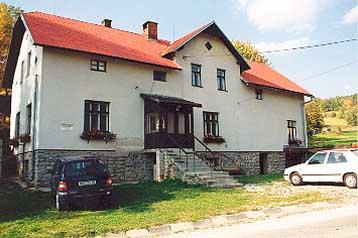 Česko Penzión Jindřichov, Exteriér
