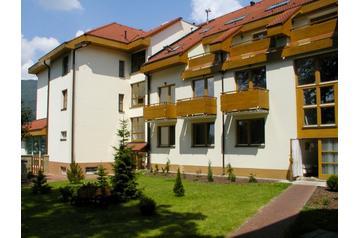 Česko Hotel Čeladná, Exteriér