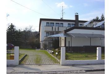 Slovensko Penzión Bojnice, Exteriér