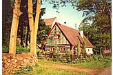 Chata Mníšek u Liberce Česko