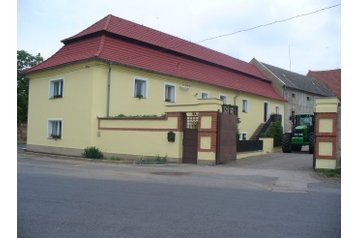 Česko Privát Beřovice, Exteriér
