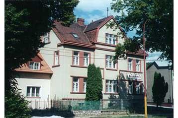 Česko Privát Blansko, Exteriér