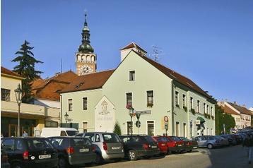 Cehia Hotel Mikulov, Exteriorul