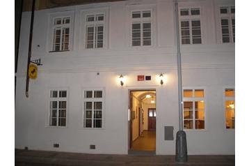 Czechy Hotel Praha, Praga, Zewnątrz