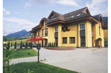 Slowakei Hotel Terchová, Exterieur