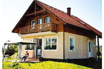 Slovakija Chata Vlachy, Eksterjeras