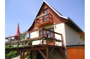 Slowakei Chata Devín, Exterieur