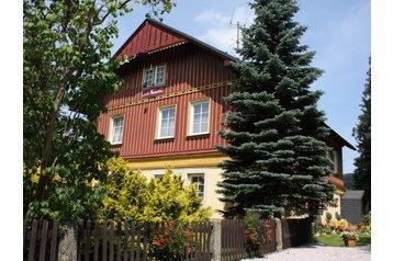 Czechy Penzión Harrachov, Zewnątrz