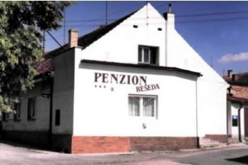 Česko Penzión Blatnice, Exteriér