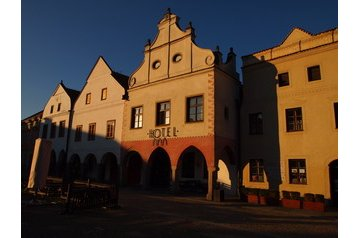 Tschechien Hotel Slavonice, Exterieur