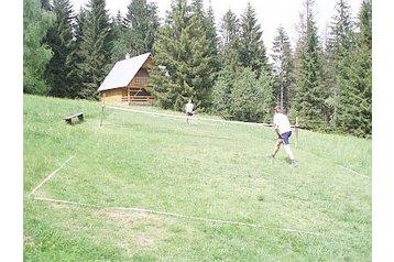 Slovensko Chata Oravice, Exteriér