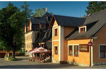 Česko Hotel Filipovice, Exteriér