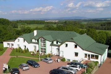 Česko Hotel Ostroh, Exteriér