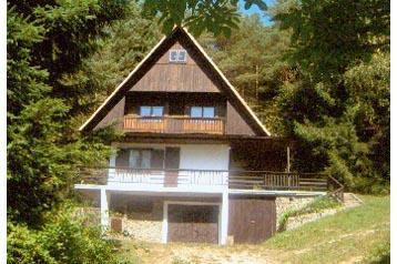 Slowakei Chata Beňov, Exterieur