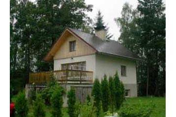Tschechien Chata Frymburk, Exterieur
