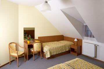 Česko Hotel Třeboň, Interiér