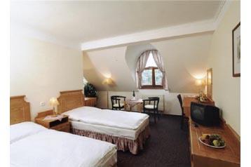 Česko Hotel Vrchlabí, Exteriér