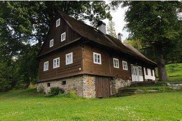 Tschechien Chata Jindřichov, Exterieur