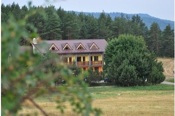 Slowakei Hotel Čingov, Exterieur