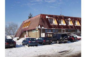 Česko Hotel Hartmanice, Exteriér