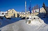 Hotel Kašperské Hory Česko