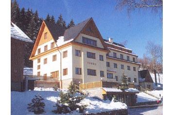 Česko Hotel Srní, Exteriér