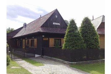 Slovakija Chata Kvačany, Eksterjeras