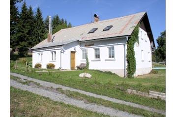 Czechy Chata Benecko, Zewnątrz
