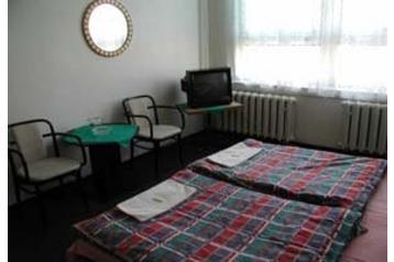 Česko Hotel Teplice, Exteriér