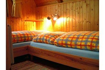 Rakousko Chata Jenig, Interiér