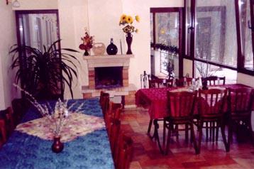 Slovacia Hotel Medzev, Exteriorul
