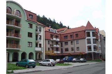 Česko Byt Jáchymov, Exteriér