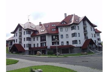 Czechy Byt Harrachov, Zewnątrz