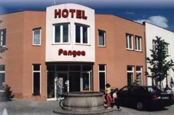 Česko Hotel Telč, Exteriér