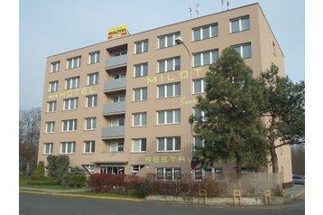 Česko Hotel Olomouc, Exteriér