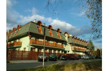 Vengrija Hotel Mezőkövesd, Eksterjeras