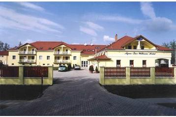 Maďarsko Hotel Cserkeszőlő, Exteriér