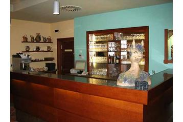 Česko Hotel Hnanice, Exteriér
