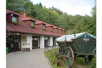 Česko Hotel Tupadly, Exteriér
