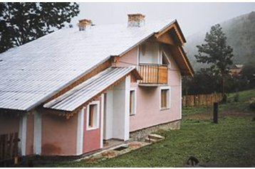 Slowakei Chata Hriňová, Exterieur