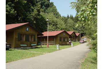 Cehia Bungalov Bojkovice, Exteriorul