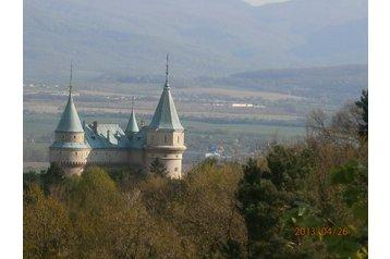 Slovakia Chata Bojnice, Exterior