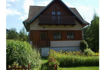 Slovakia Chata Abrahámovce, Exterior