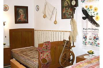 Maďarsko Chata Hollókő, Interiér