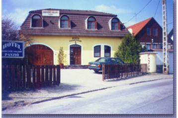 Maďarsko Penzión Szentendre, Exteriér