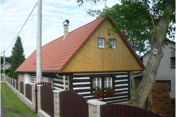 Tschechien Chata Dobšín, Exterieur